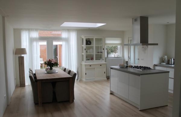 Voorbeelden Uitbouw Woning : Voorbeelden aanbouw trendy finest voorbeelden uitbouw keuken u